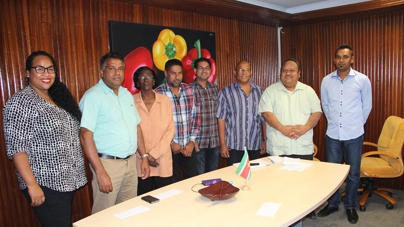 De commissie Biotechnologie en Bioveiligheid voor Voedselzekerheid en Voedselveiligheid werd donderdag door minister Algoe geïnstalleerd.