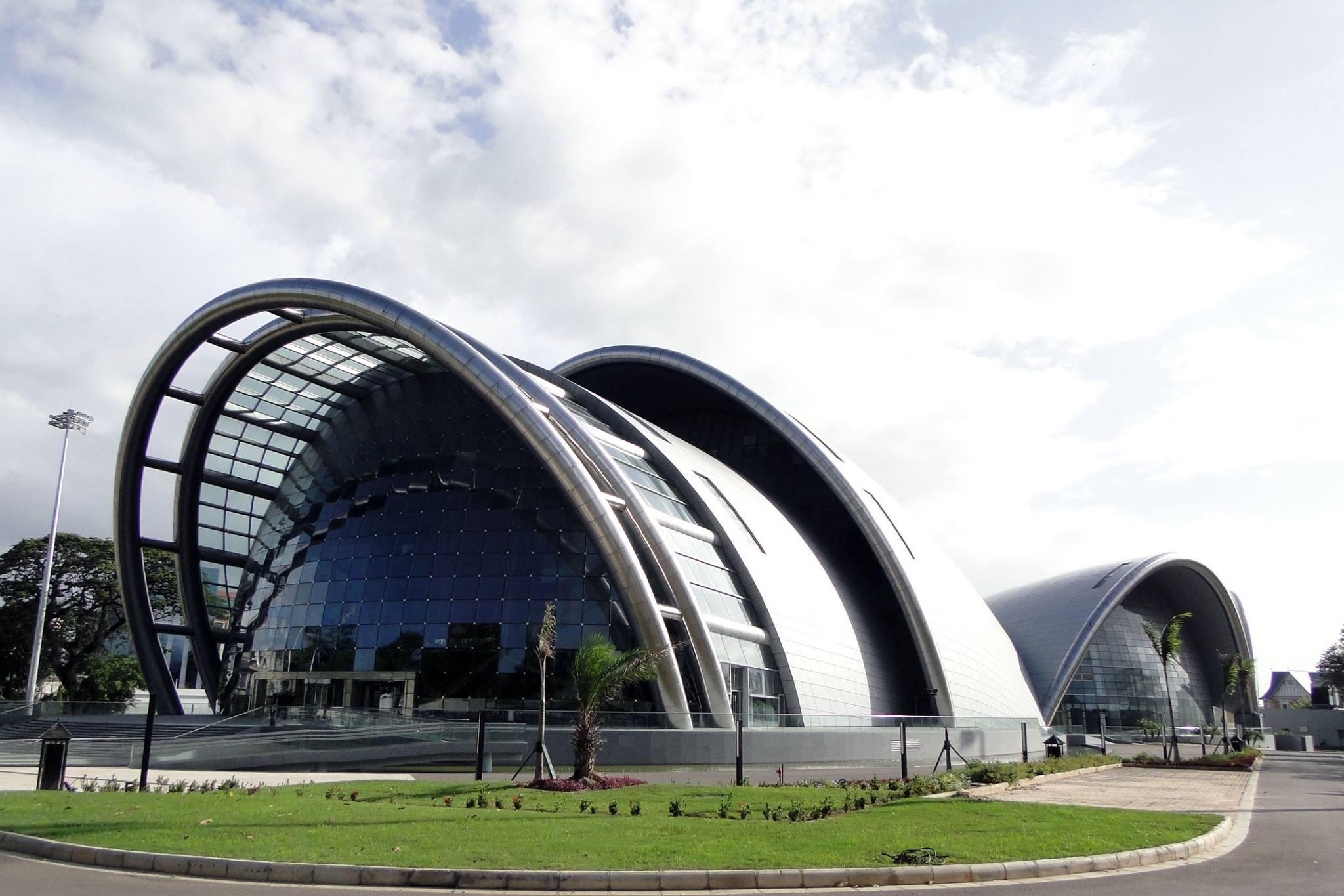 Sportworld Classic Invitational wordt vandaag gehouden in het nieuwe NAPA-gebouw (zie foto) in Port of Spain, Trinidad & Tobago.