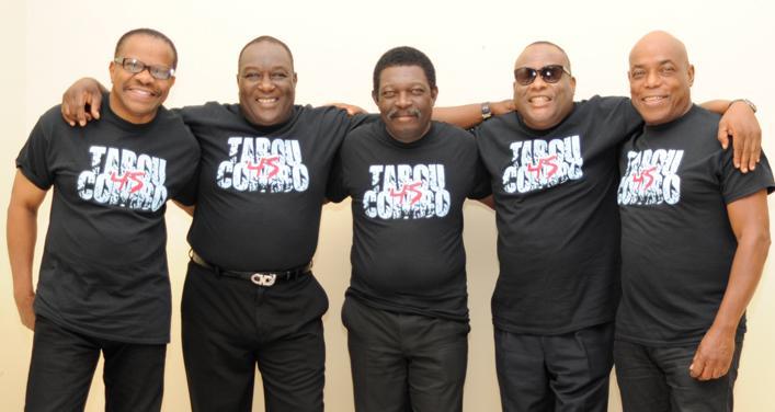 Le mythique et légendaire groupe musical haitien Tabou Combo célèbrera en décembre 2017 son centenaire historique avec la sortie d'un documentaire et d'un magazine, projet initié par Marc Baptiste./Photo: Festival Nuits d'Afrique