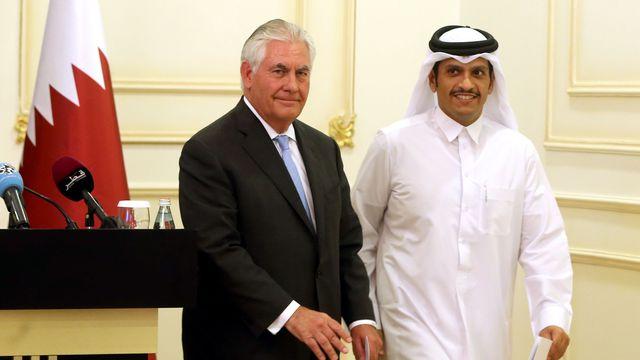 Le Qatar et les Etats-Unis s'allient contre le terrorisme