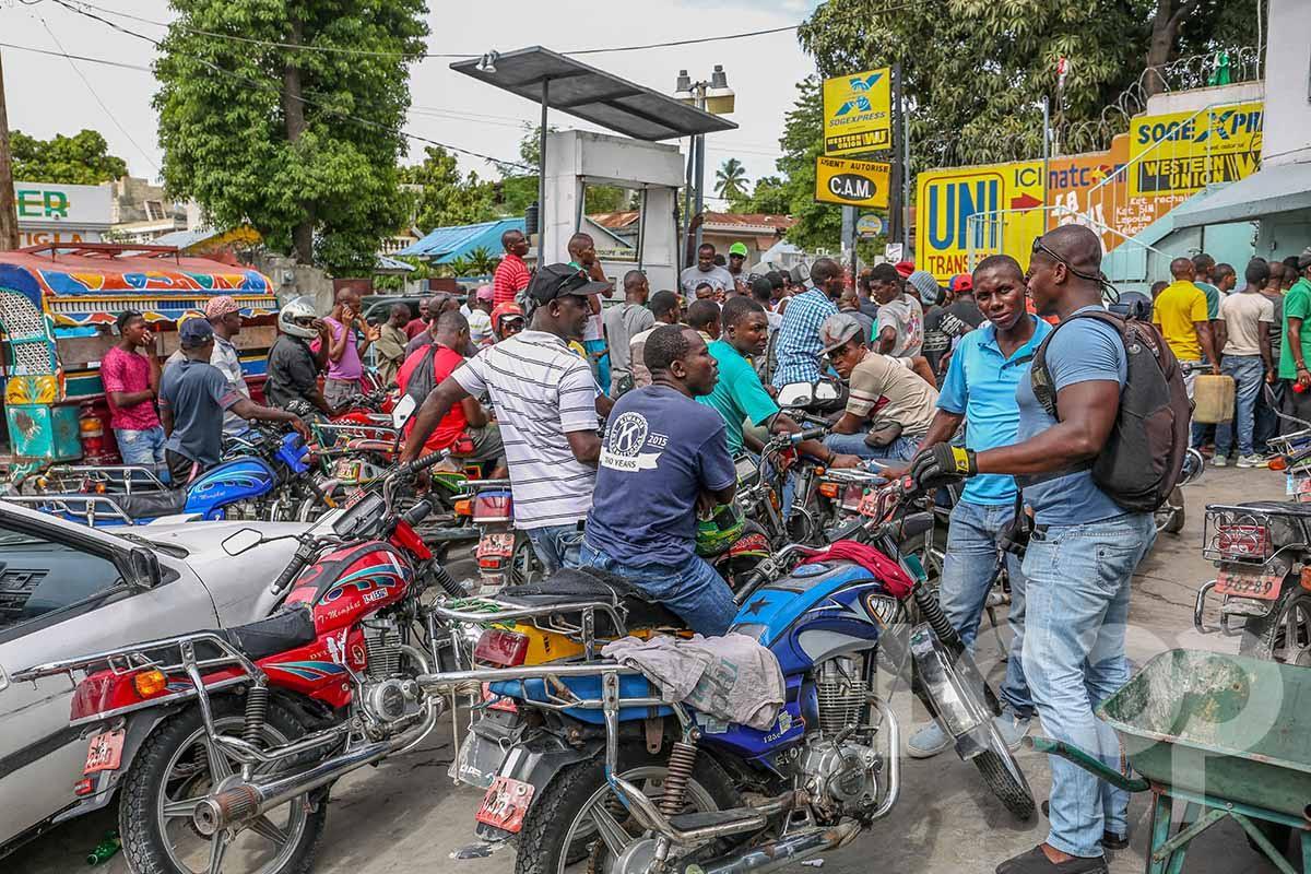 Crédit photo: Loop Haiti- Vladjimir Legagneur.