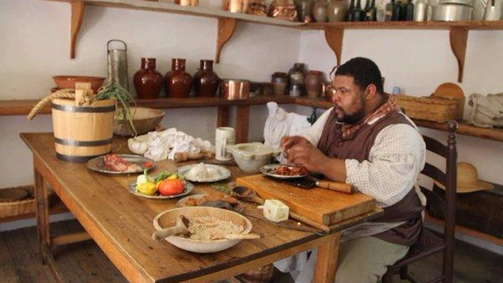 Popular food blogger Michael Twitty teaches history through food