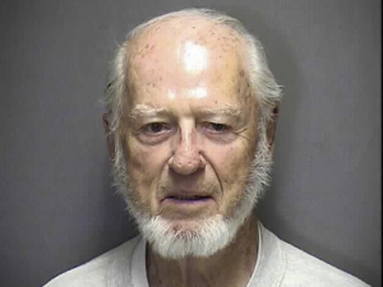 This undated identification photo released via the Commonwealth of Massachusetts Sex Offender Registry Board website shows Paul Shanley, released Friday, July 28, 2017, from the Old Colony Correctional Center in Bridgewater, Mass. Shanley, now 86, was a figure in the Boston Roman Catholic priest sex abuse scandal.