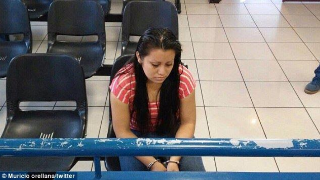 El Salvador Teen Rape Victim Sentenced to 30 Years in Prison