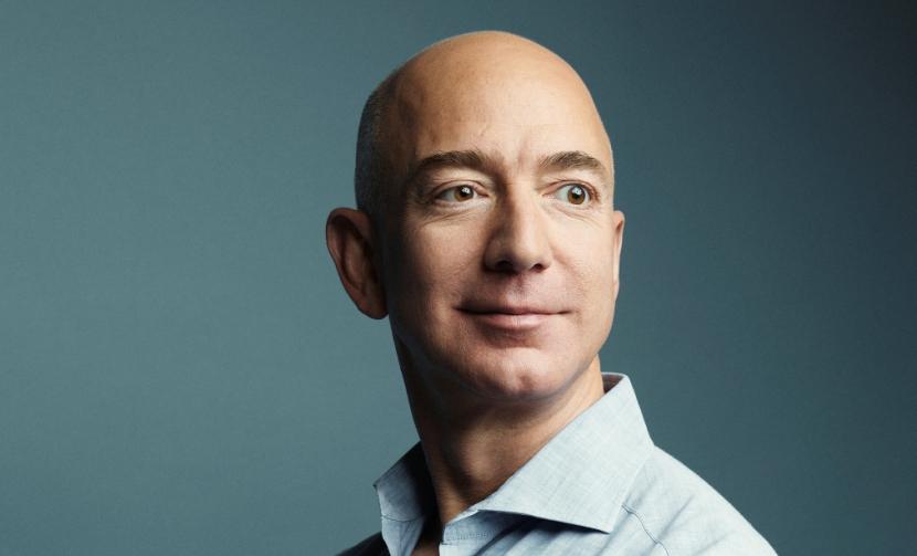 Jeff Bezos. /Photo: Fortune.com