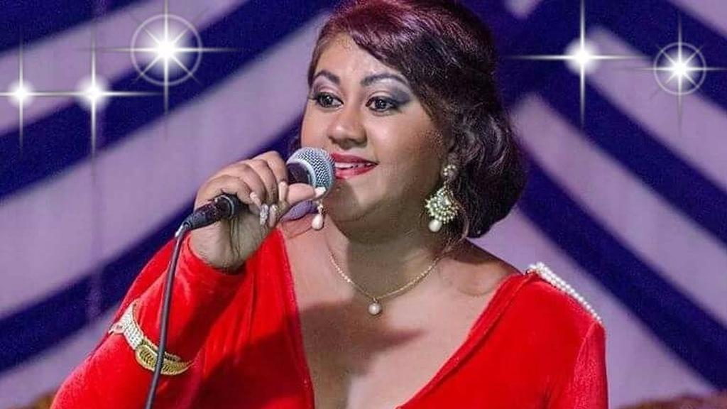 Chutney singer Reshma Ramlal