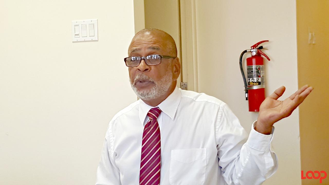 Co-owner of the Caribbean Credit Bureau, Grady Clarke