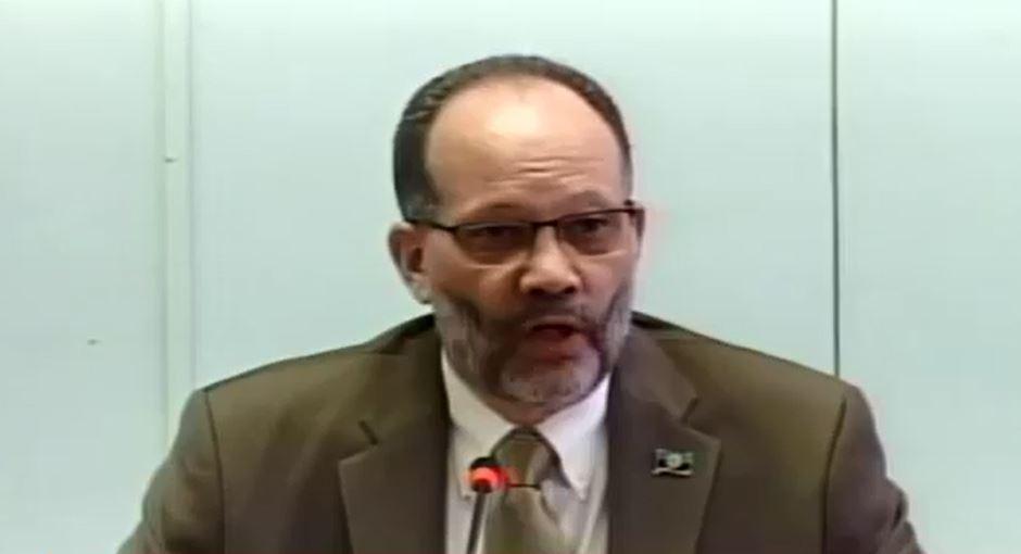 Ambassador Irwin LaRocque, Secretary General of CARICOM.