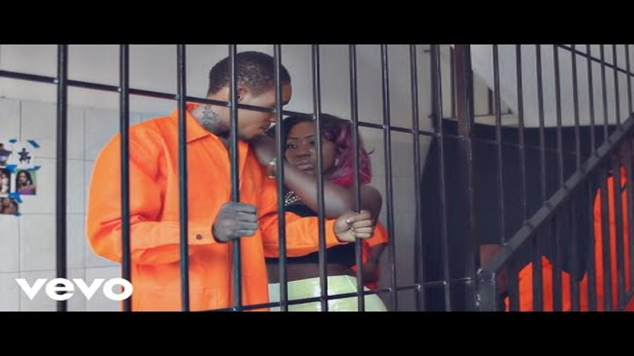 Screenshot of the music video for Spice and Vybz Kartel's hit song, 'Conjugal Visit'. Inmates are set to be granted conjugal visits at local prisons.