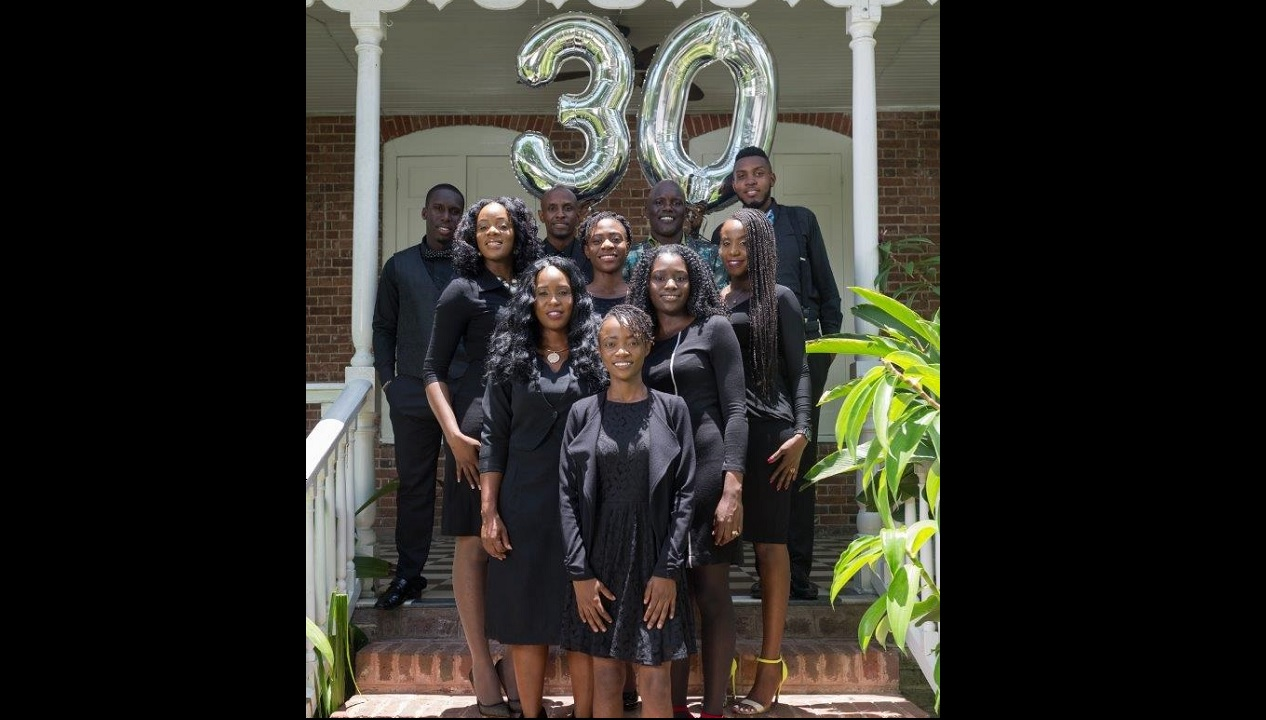 The Jamaica Gospel Song Competition's 30th Anniversary Finalists