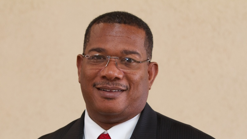 Alex Tasker, newly appointed CEO of Digicel Barbados.