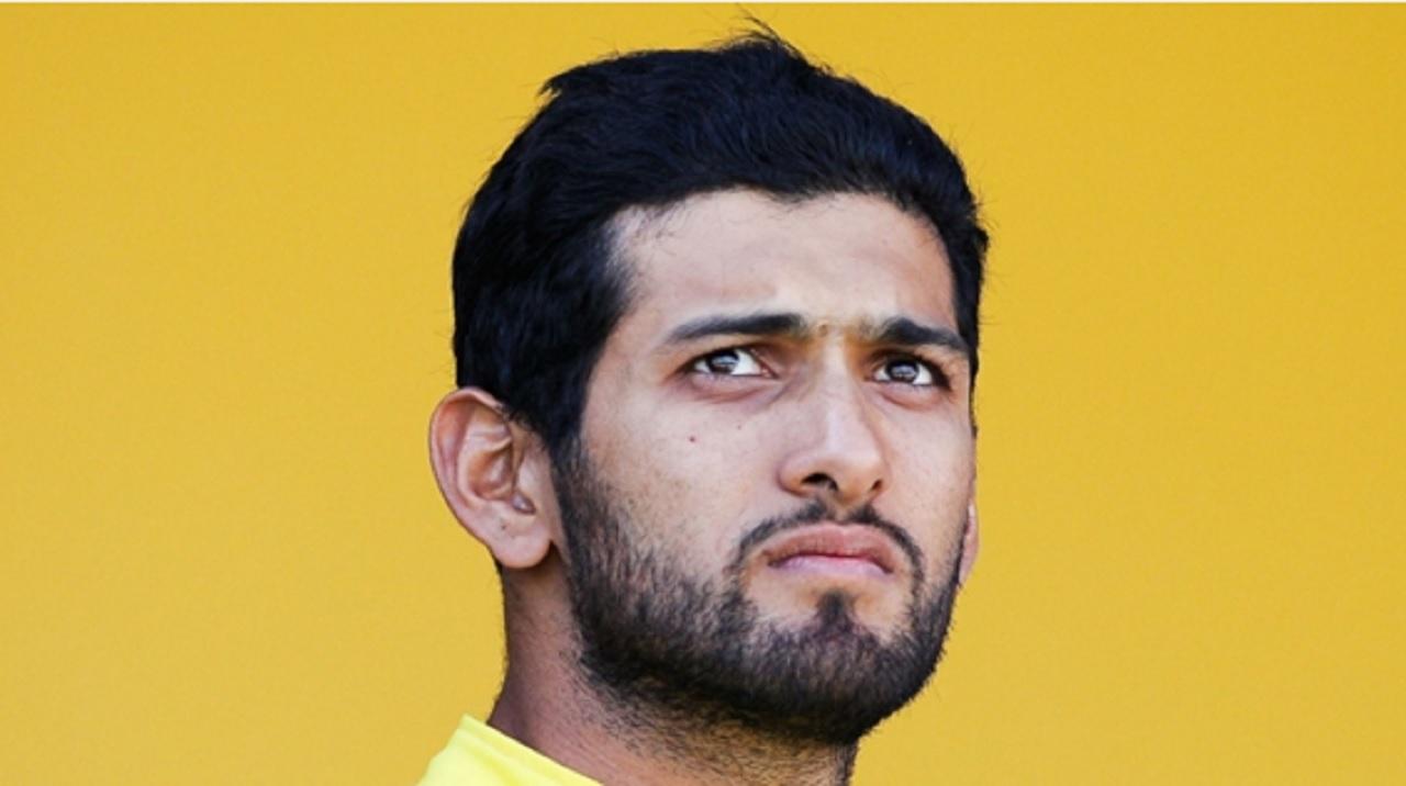 Zimbabwe batsman Sikandar Raza.