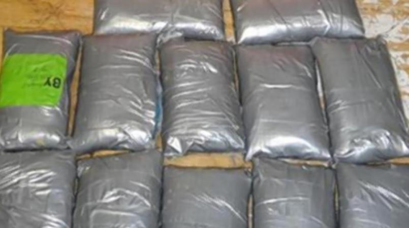 Cops say suspect was arrested after cocaine with street value of over $90 million was found at house in Caribbean Estate