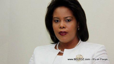 La ministre du tourisme,Emilie Jessy Colombre Menos./Photo: BelPoz.com