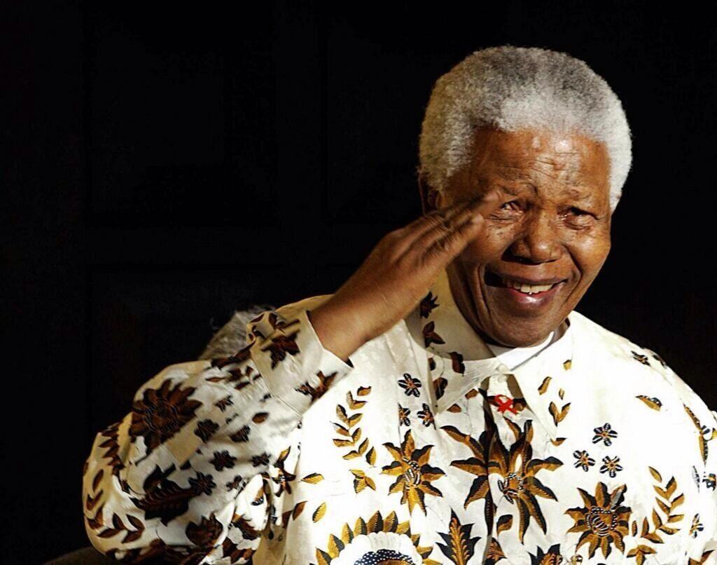 10 Citations Inspirantes De Nelson Mandela Loop News