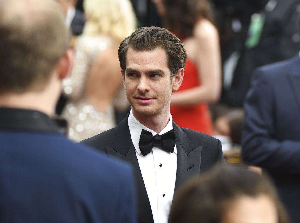 In this Feb. 26, 2017, file photo, Andrew Garfield arrives at the Oscars at the Dolby Theatre in Los Angeles. (Photo by Al Powers/Invision/AP, File)