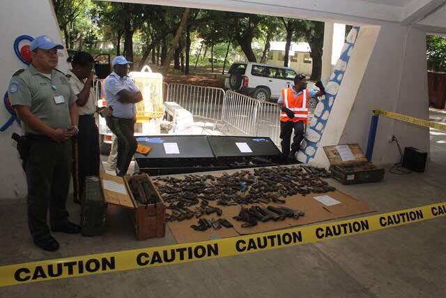 Crédit:Police Nationale d'Haiti - PNH