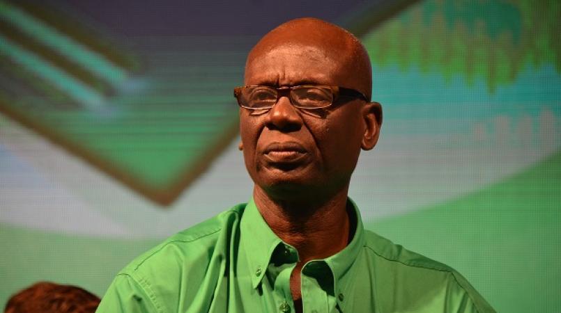 File photo of Desmond McKenzie