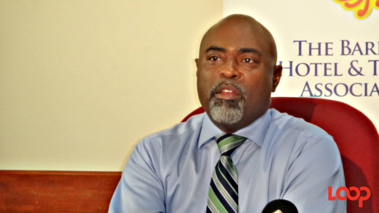 CEO of the Barbados Hotel & Tourism Association (BHTA), Rudy Grant.
