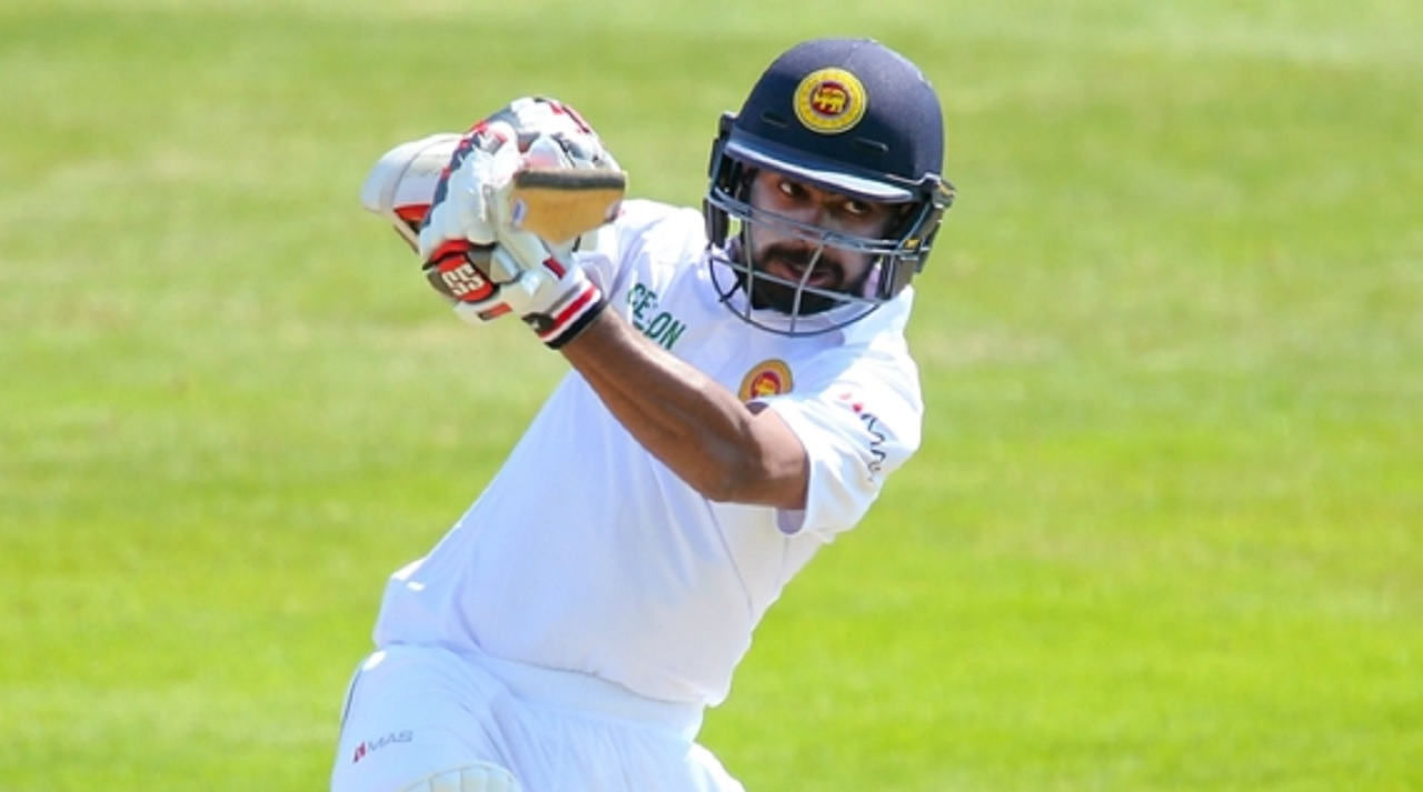 Dickwella, Gunaratne guide Lanka to win in record Test run chase