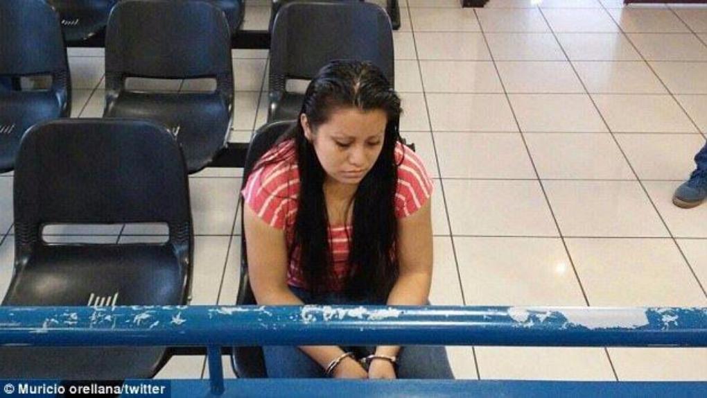 El Salvador jails teenage rape survivor for 30 years