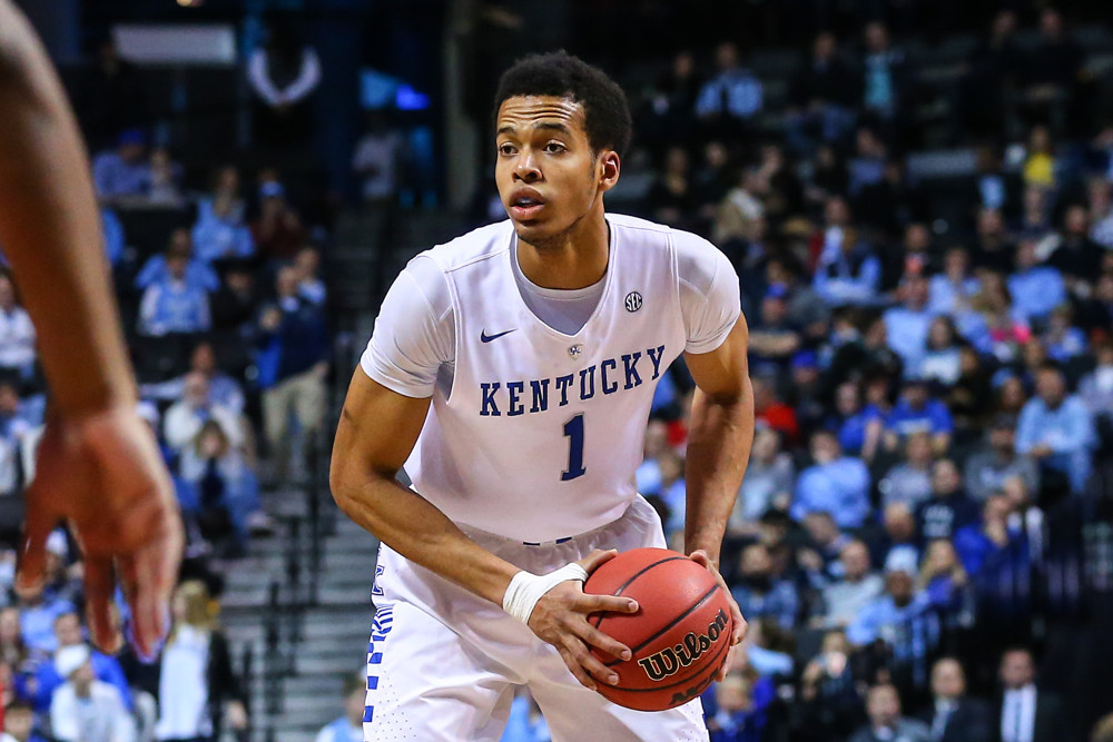 Skal Labissière. /Photo: Today Fast Break