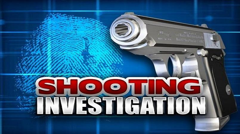 Police are investigating the shooting.
