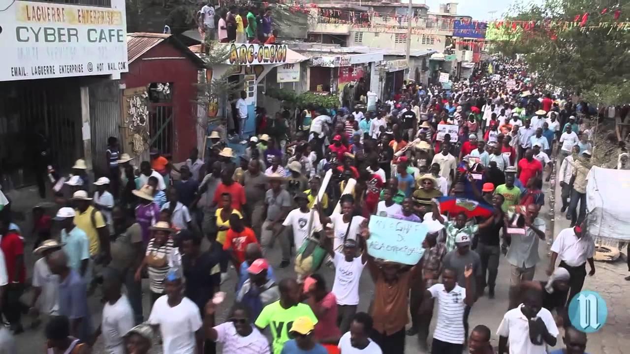 Illustration : Opération Burkina Faso phase finale: Manifestation 11 Janvier 2015