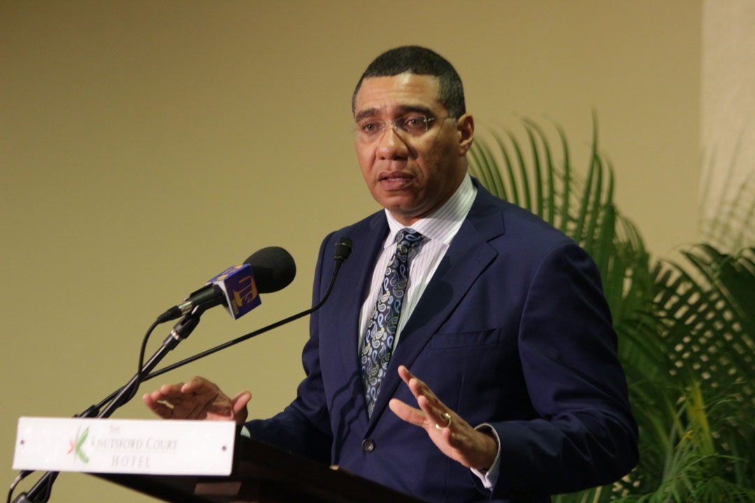 Prime Minister Andrew Holness wants Jamaica to be known worldwide as one of the easiest business destinations in the world.