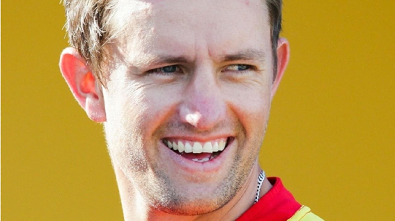 Zimbabwe batsman Craig Ervine.