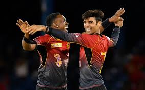 Shadab Khan has returned to Pakistan after taking 10 wickets in six matches for the Knight Riders