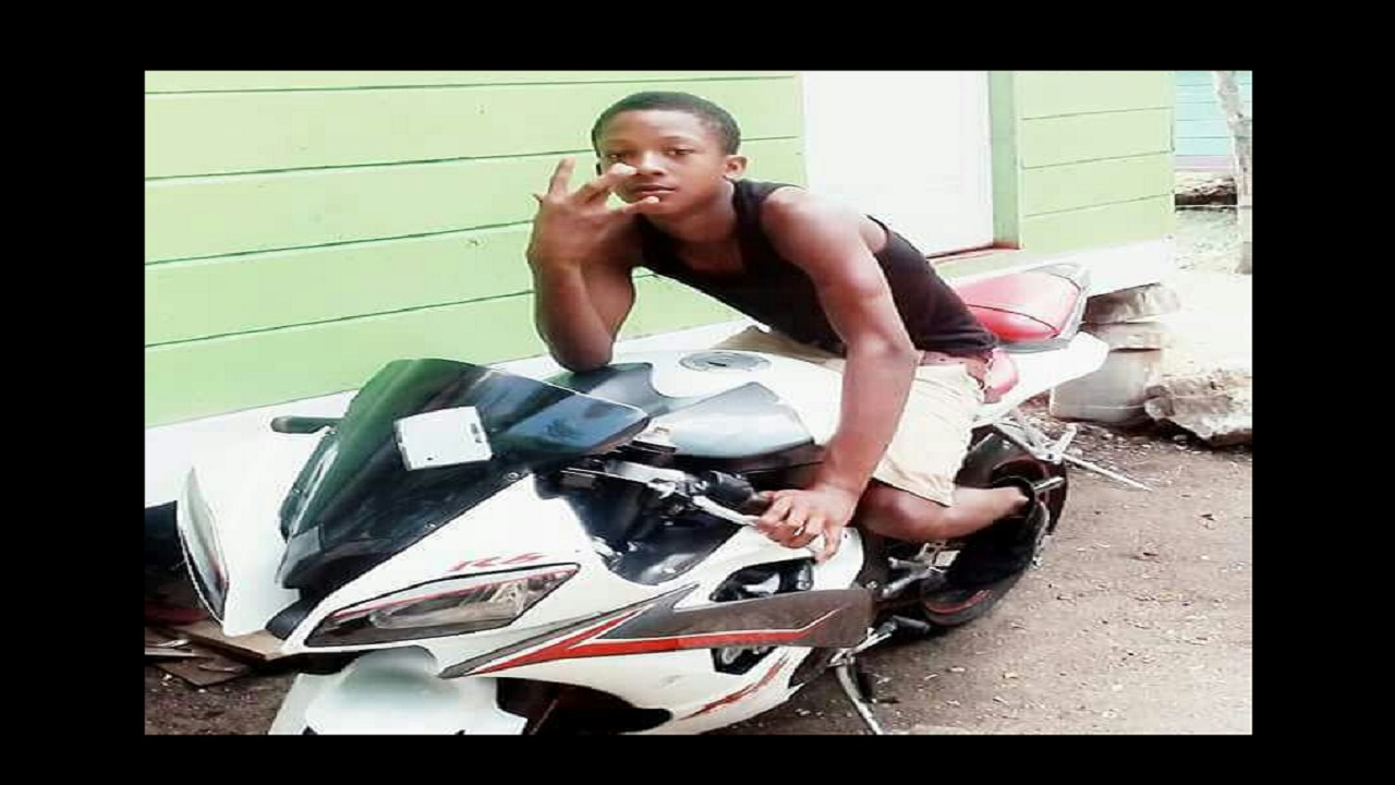 Ordaine Brooks, 17 was one of two bikers killed as a result of injuries sustained when the motorcycles they were riding collided head-on in Westmoreland last evening.