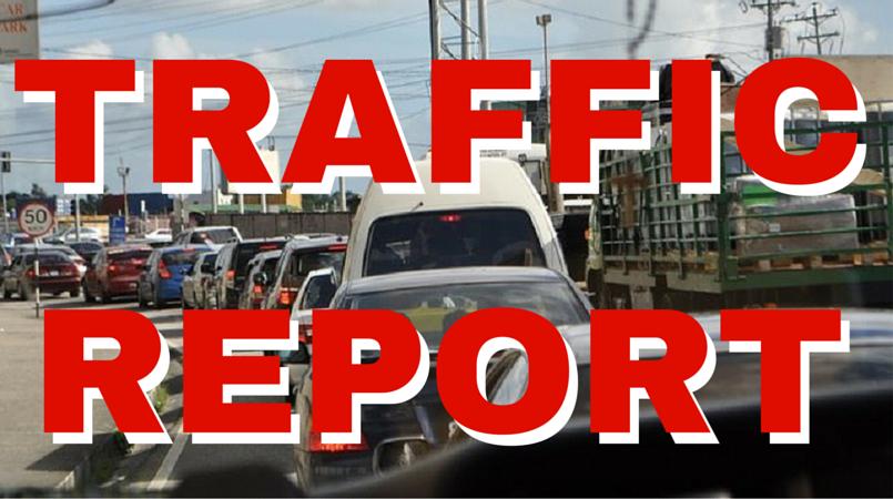 Loop Traffic Report.