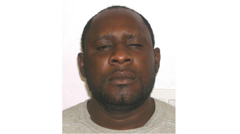 Hainsley DaCosta Browne. He was the subject of a wanted notice from The Royal Barbados Police Force in November 2015.