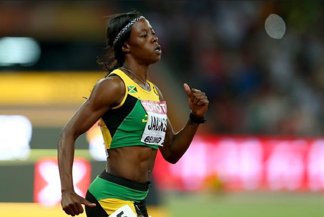 American Francis wins women's 400m title, Felix finishes third