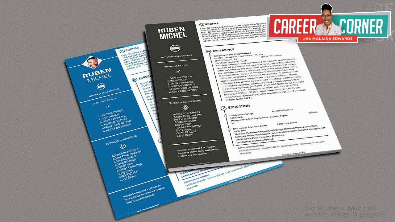 career corner your resume yes it actually is important