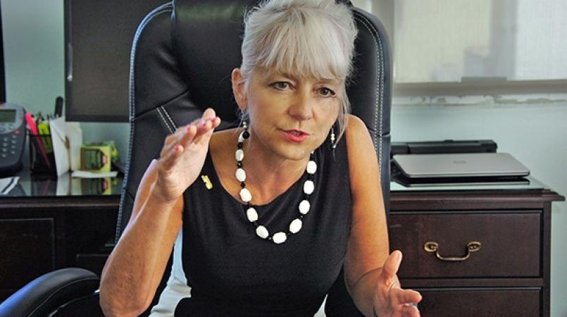 Kelly Tomblin (FILE)