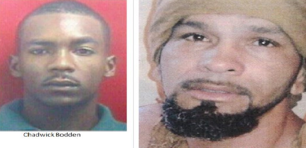 39-year-old Chadwick Bodden and 39-year-old Edward Henricks-Hydes.