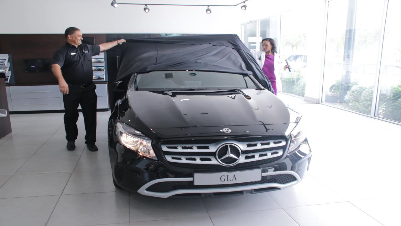 Silver Star Motors Unveils U0027refreshedu0027 Mercedes Benz GLA