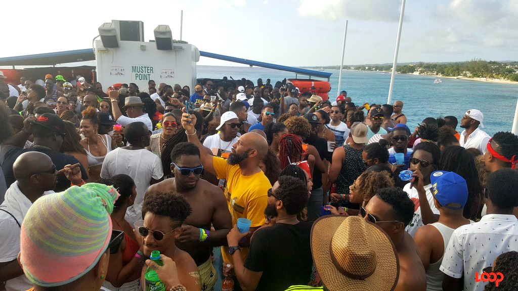 Scorch Cooler Cruise BIM 2017 was pure vibes.