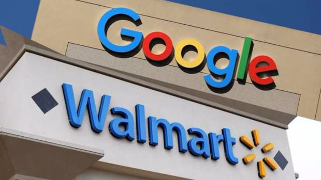 Walmart and Google team up for voice shopping