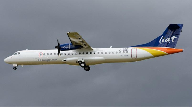 Leeward Islands Air Transport (LIAT).