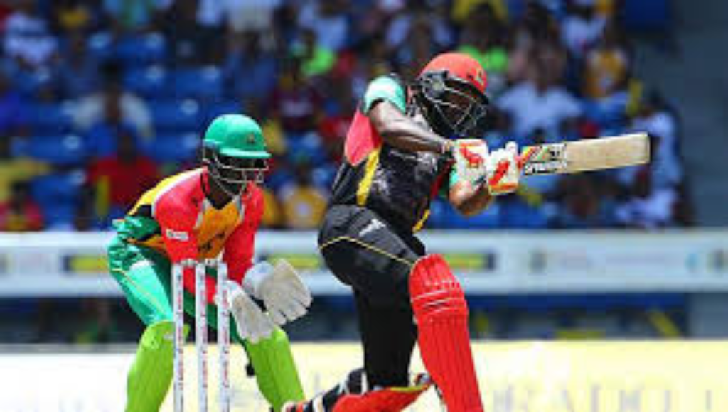 The SKN Patriots batsman is the most successful run-scorer in the history of T20 cricket