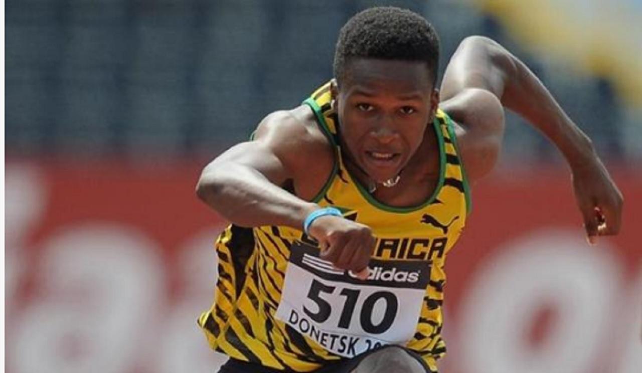 Jaheel Hyde (PHOTO: IAAF).
