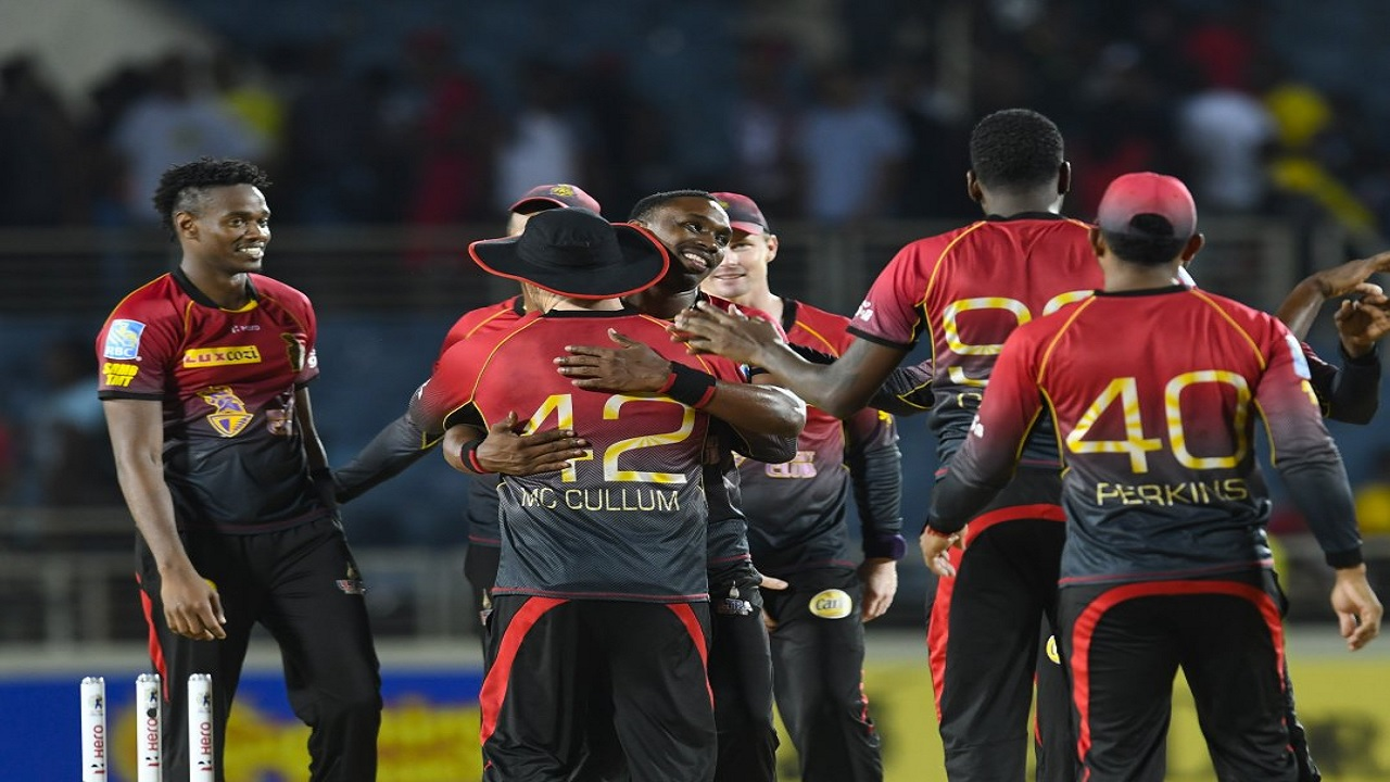 McCullum score 91 in the TKR's eight victory of the campaign