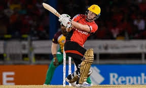 Munro hit 70 not out in the Knight Riders third win of the 2017 CPL T20