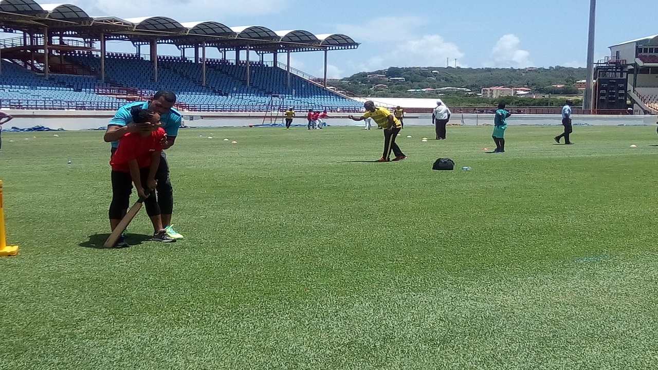 Hero CPL, ICC Americas, Team USA and Cricket Australia bring cricket to American kids