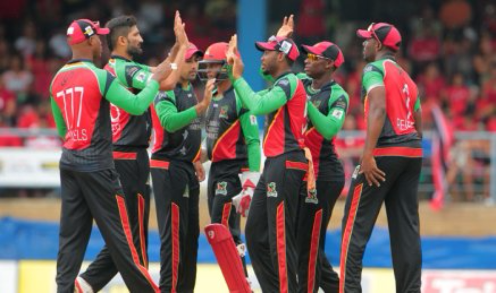 St Kitts and Nevis Patriots produced a fine bowling performance to beat the Guyana Amazon Warriors