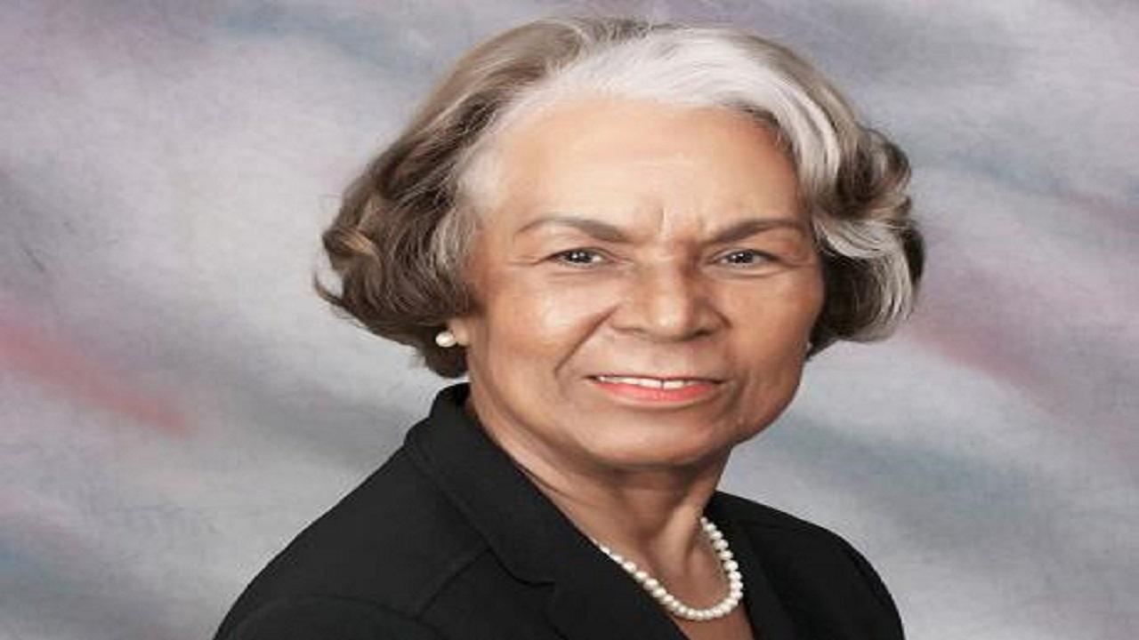 Barita Chairman Rita Humphries-Lewin.