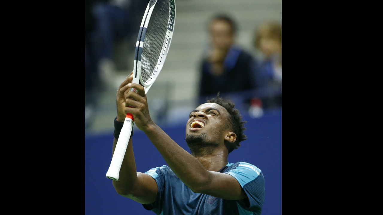 Valiant effort from Darian King in first US Open Main Draw match
